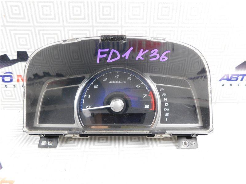 Панель приборов Honda Civic FD1-1002270 R18A 2006