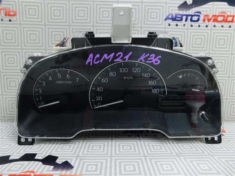 Панель приборов Toyota Ipsum ACM21-0053493 2AZ-FE 2005