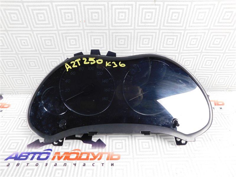 Панель приборов Toyota Avensis AZT250-0014000 1AZ-FSE 2004