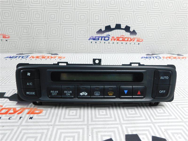 Блок управления климат-контролем Honda Odyssey RA6-1063211 F23A