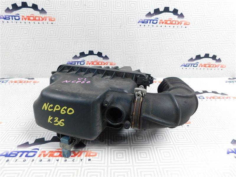 Корпус воздушного фильтра Toyota Ist NCP60-0238673 2NZ-FE 2006