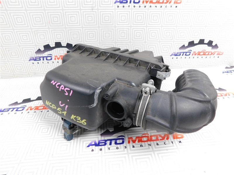 Корпус воздушного фильтра Toyota Probox NCP51-0259558 1NZ-FE 2011