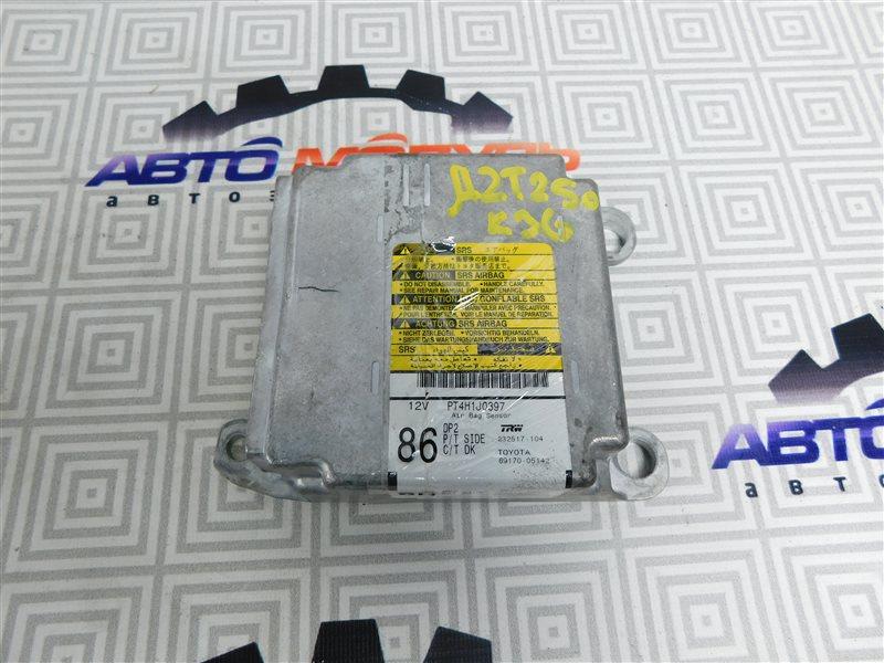 Блок управления airbag Toyota Avensis AZT250-0014000 1AZ-FSE 2004