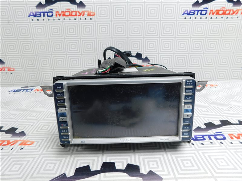 Магнитофон Toyota Ist NCP60-0238673 2NZ-FE 2006