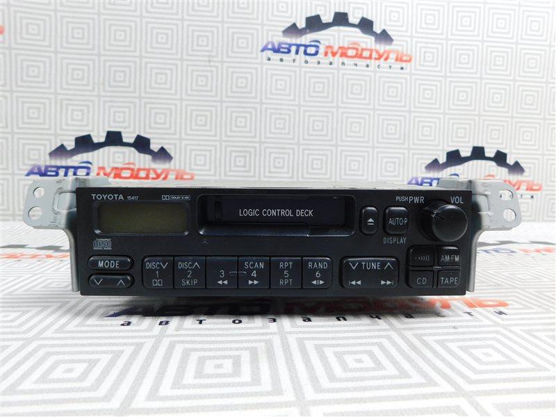 Магнитофон Toyota Sprinter AE110-3016653 5A-FE 1999