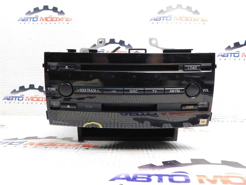 Магнитофон Toyota Prius NHW20-0067499 1NZ-FXE 2004