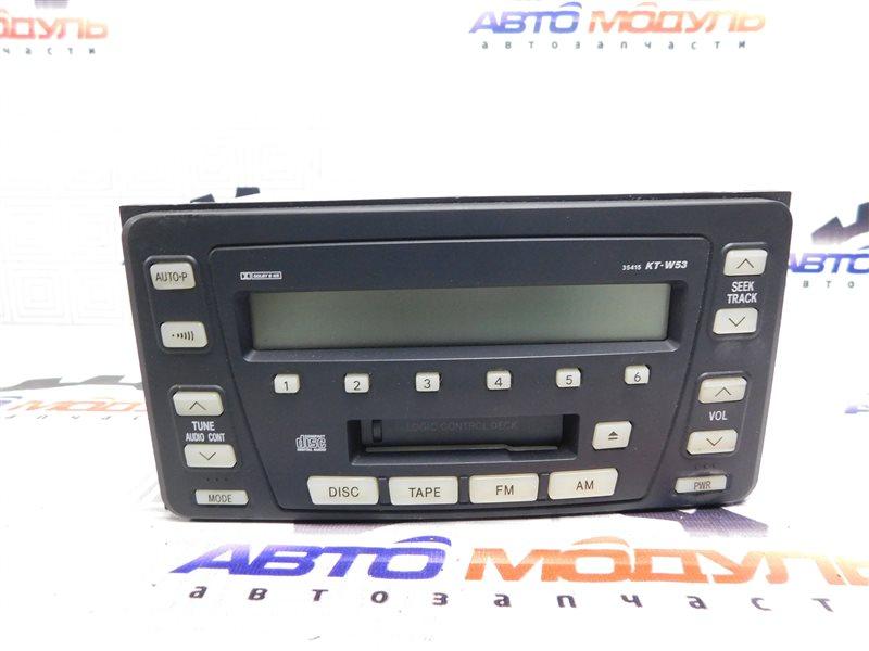 Магнитофон Toyota Ipsum ACM21-0053493 2AZ-FE 2005