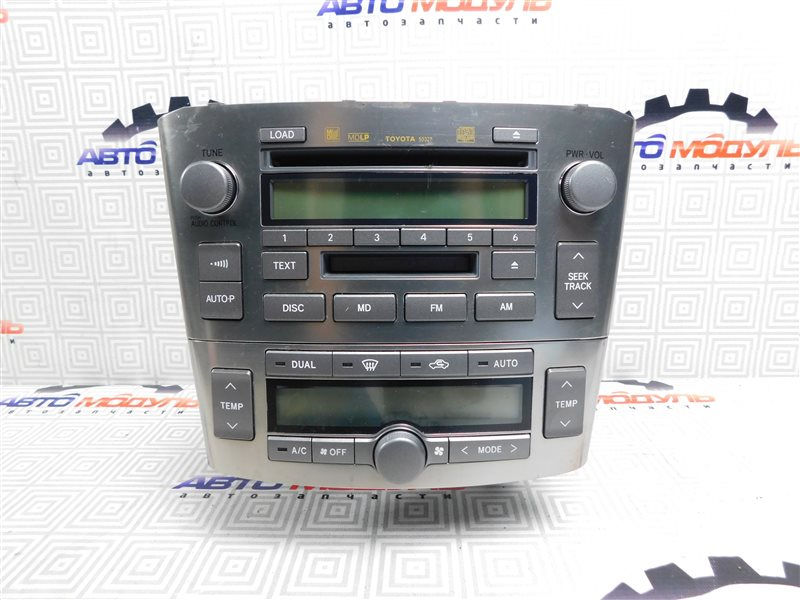 Магнитофон Toyota Avensis AZT250-0014000 1AZ-FSE 2004