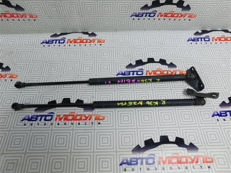 Амортизатор двери багажника Toyota Corolla Runx NZE121-5020454 1NZ-FE 2002 задний