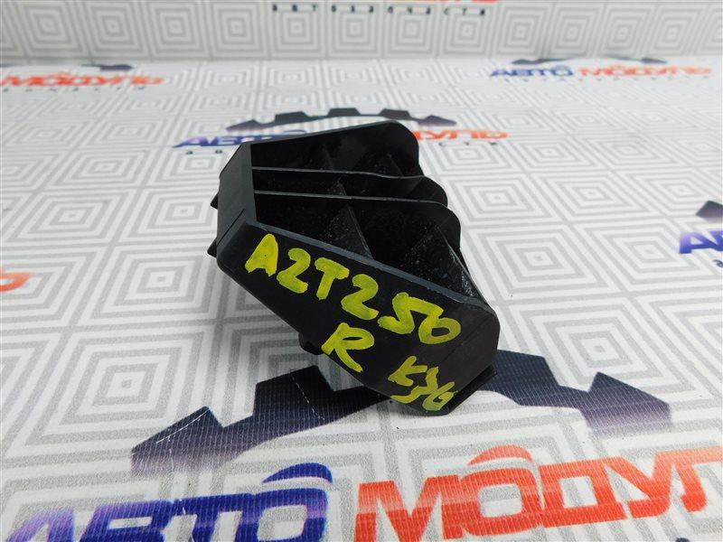 Крепление бампера Toyota Avensis AZT250-0014000 1AZ-FSE 2004 заднее правое