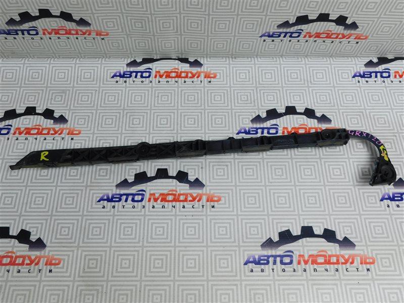 Крепление бампера Toyota Mark X GRX120-0069636 4GR-FSE 2006 заднее правое