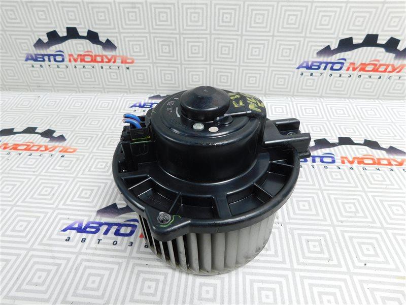 Мотор печки Toyota Probox NCP51-0259558 1NZ-FE 2011