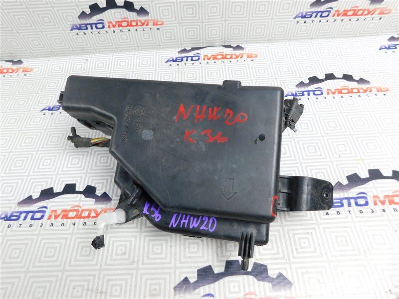 Блок предохранителей Toyota Prius NHW20-0067499 1NZ-FXE 2004