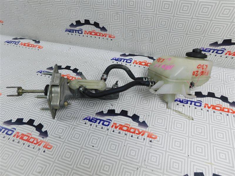 Главный тормозной цилиндр Toyota Prius NHW20-0067499 1NZ-FXE 2004