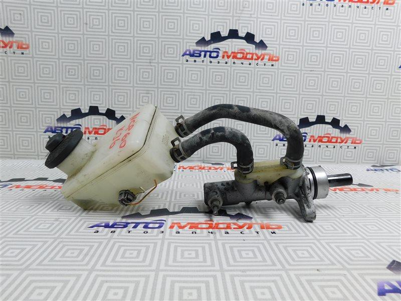 Главный тормозной цилиндр Toyota Ist NCP60-0238673 2NZ-FE 2006