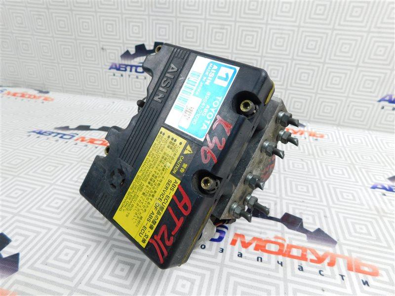 Блок abs Toyota Carina AT211-6065783 7A-FE 2000