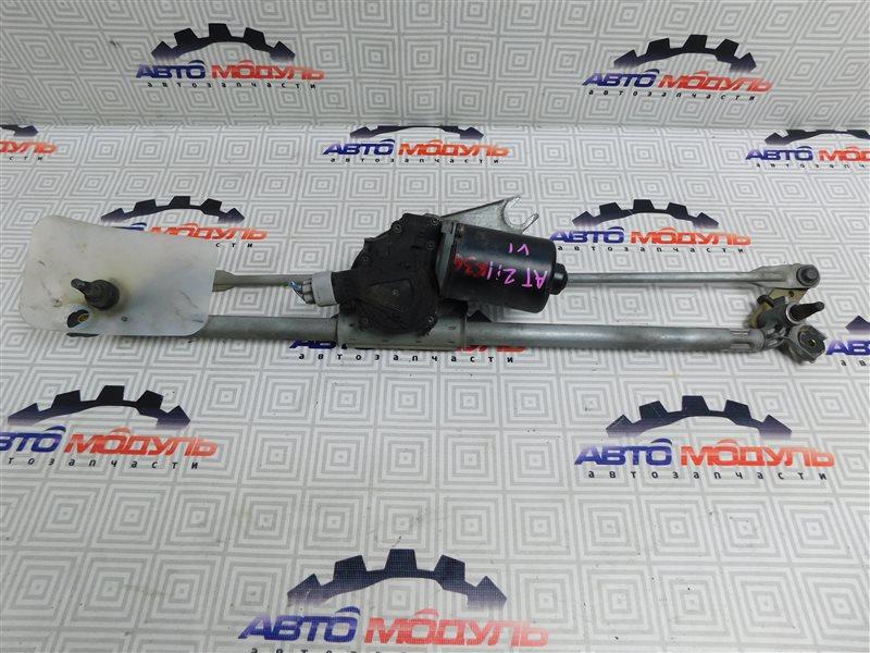Мотор дворников Toyota Carina AT211-6065783 7A-FE 2000 передний