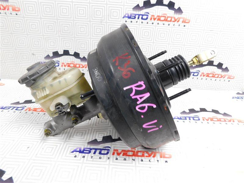 Главный тормозной цилиндр Honda Odyssey RA6-1063211 F23A