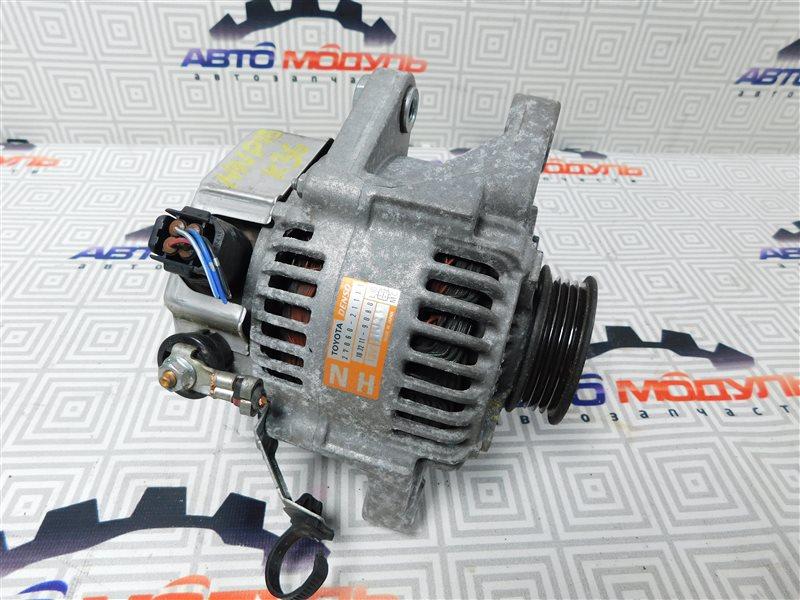 Генератор Toyota Porte NNP15-5008600 1NZ-FE 2007