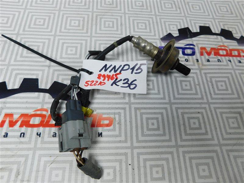 Датчик кислородный Toyota Porte NNP15-5008600 1NZ-FE 2007