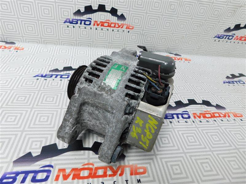 Генератор Toyota Probox NCP51-0259558 1NZ-FE 2011
