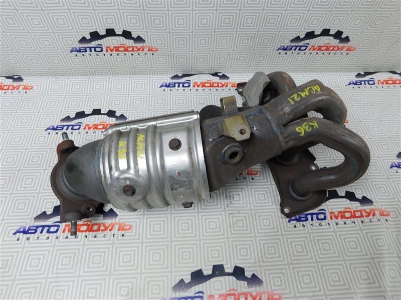 Коллектор выпускной Toyota Ipsum ACM21-0053493 2AZ-FE 2005