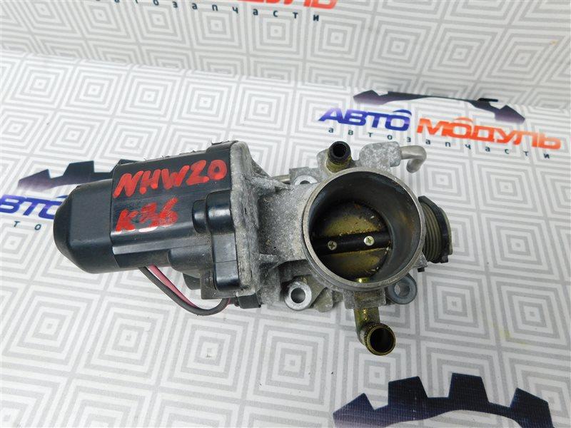 Дроссельная заслонка Toyota Prius NHW20-0067499 1NZ-FXE 2004