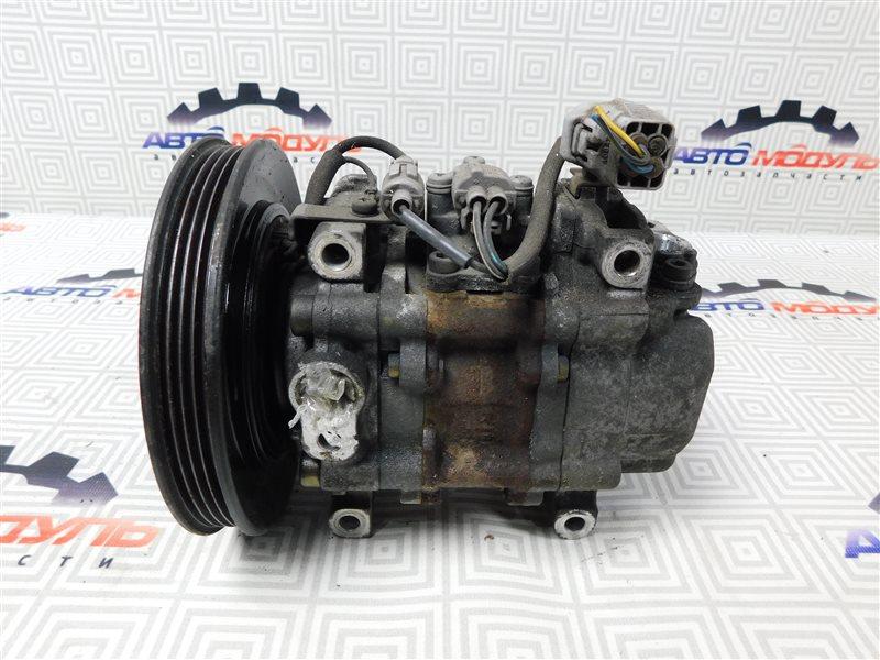 Компрессор кондиционера Toyota Sprinter AE110-3016653 5A-FE 1999