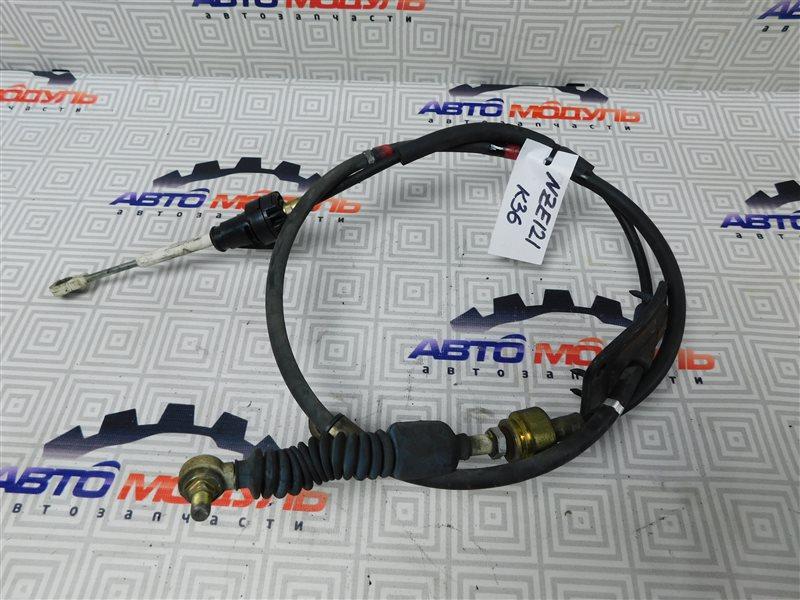 Трос переключения акпп Toyota Corolla Runx NZE121-5020454 1NZ-FE 2002