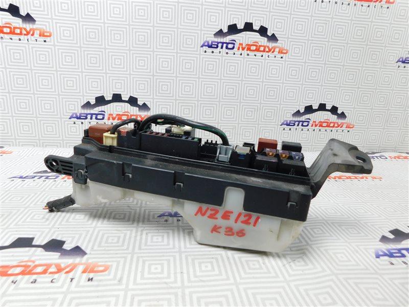 Блок предохранителей Toyota Corolla Runx NZE121-5020454 1NZ-FE 2002