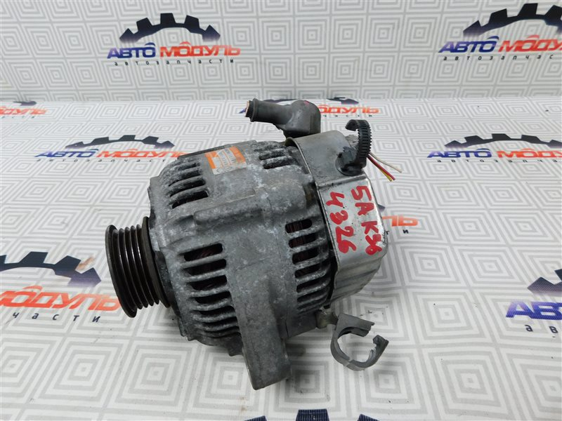 Генератор Toyota Sprinter AE110-3016653 5A-FE 1999