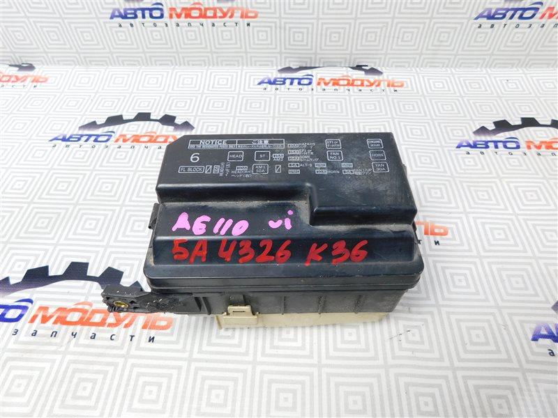 Блок предохранителей Toyota Sprinter AE110-3016653 5A-FE 1999