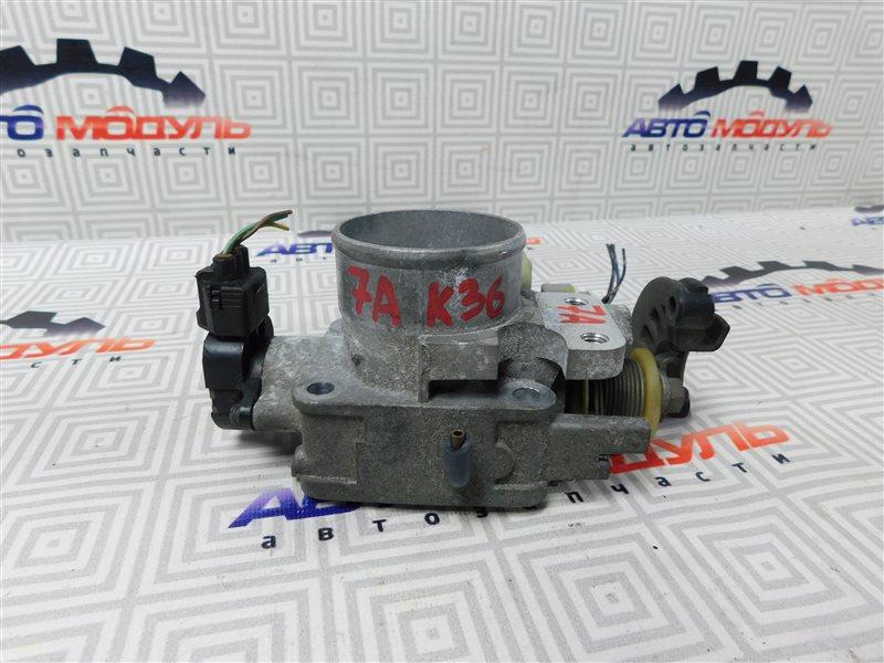 Дроссельная заслонка Toyota Carina AT211-6065783 7A-FE 2000