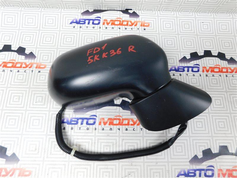 Зеркало Honda Civic FD1-1002270 R18A 2006 правое
