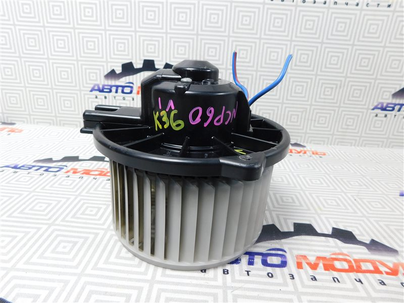 Мотор печки Toyota Ist NCP60-0238673 2NZ-FE 2006