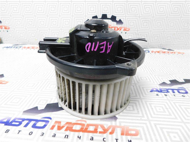Мотор печки Toyota Sprinter AE110-3016653 5A-FE 1999