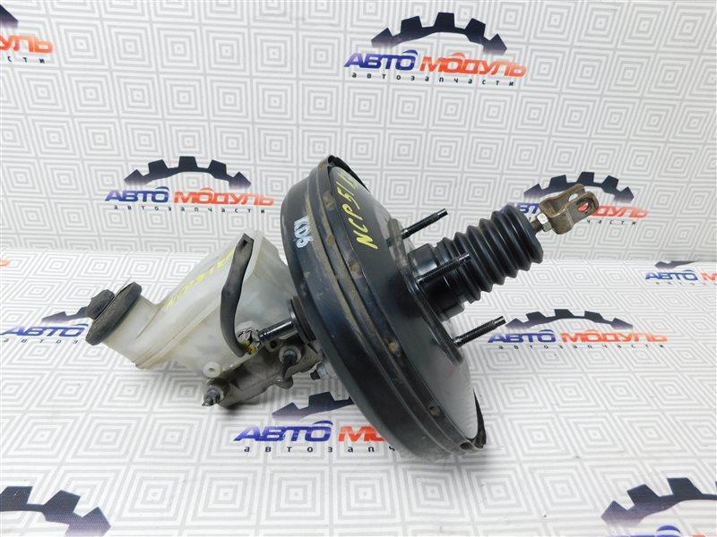 Главный тормозной цилиндр Toyota Probox NCP51-0259558 1NZ-FE 2011