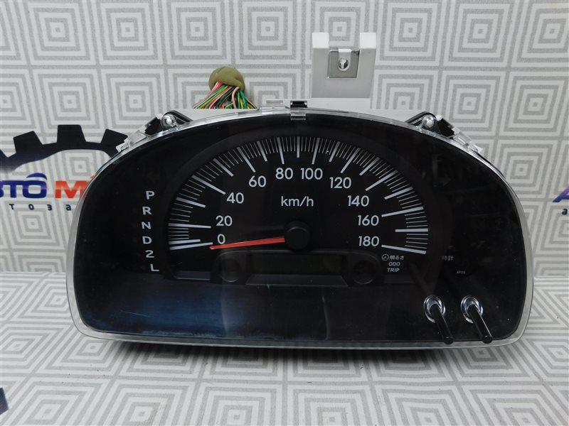 Панель приборов Toyota Probox NCP51-0259558 1NZ-FE 2011