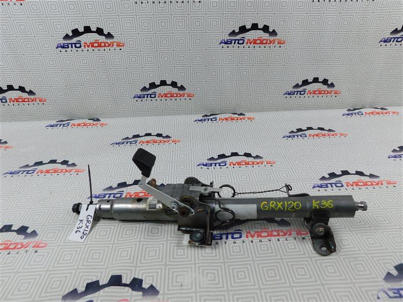Рулевая колонка Toyota Mark X GRX120-0069636 4GR-FSE 2006