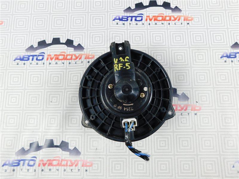 Мотор печки Honda Step Wagon RF5-1107085 K20A