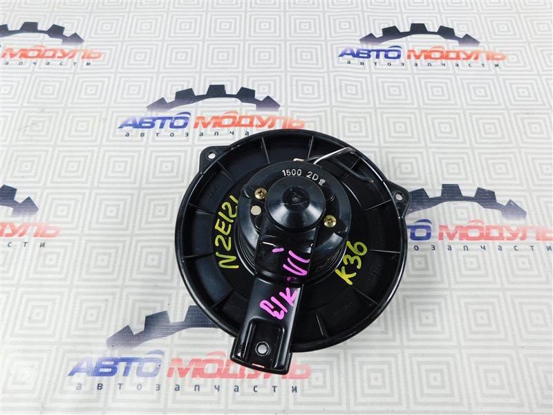 Мотор печки Toyota Corolla Runx NZE121-5020454 1NZ-FE 2002
