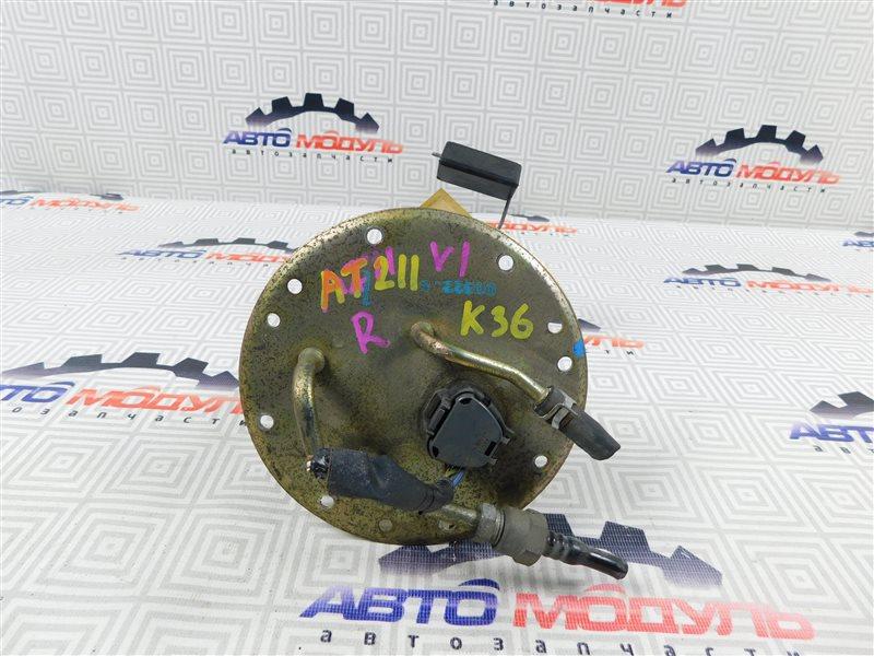 Топливный насос Toyota Carina AT211-6065783 7A-FE 2000