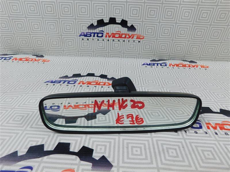 Зеркало салона Toyota Prius NHW20-0067499 1NZ-FXE 2004