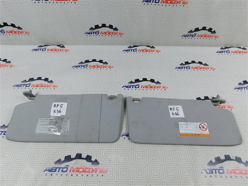 Козырек солнцезащитный Honda Step Wagon RF5-1107085 K20A