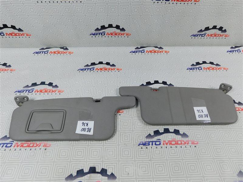 Козырек солнцезащитный Toyota Sprinter AE110-3016653 5A-FE 1999
