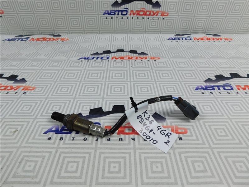 Датчик кислородный Toyota Mark X GRX120-0069636 4GR-FSE 2006 правый