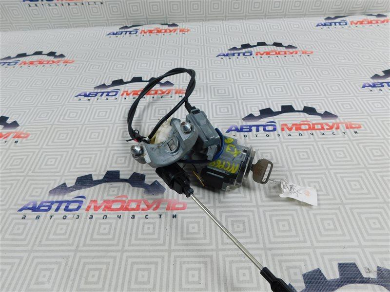 Замок зажигания Toyota Ist NCP60-0238673 2NZ-FE 2006