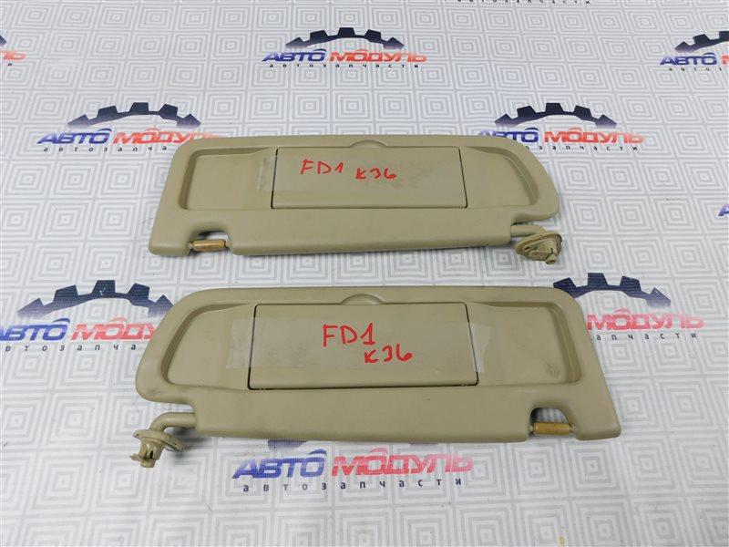 Козырек солнцезащитный Honda Civic FD1-1002270 R18A 2006