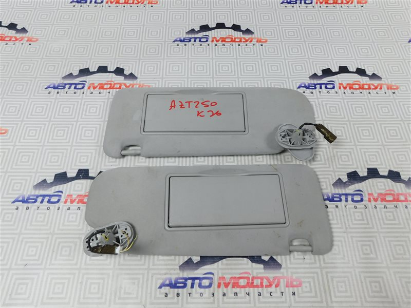 Козырек солнцезащитный Toyota Avensis AZT250-0014000 1AZ-FSE 2004
