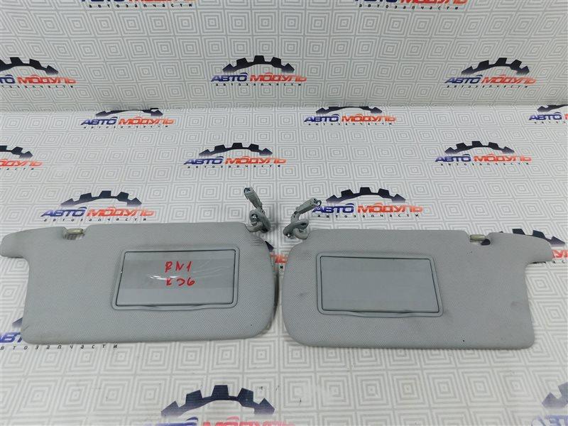 Козырек солнцезащитный Honda Stream RN1-2100054 D17A